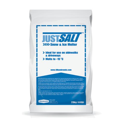 """JUST SALT – """"Our Private Label Calcium"""""""