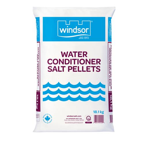 WINDSOR WATER CONDITIONER SALT PELLETS